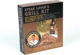 Steak Lover's Grill Kit